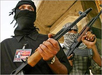 Al Qaeda militants