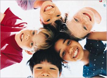Homeschoolers are happy kids