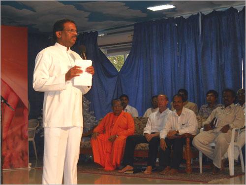 Pastor Rajan John