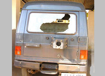 A GFA jeep