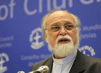Rev. Dr. Walter Altmann, moderator, WCC