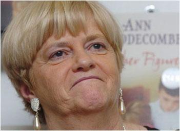 Ann Widdecombe