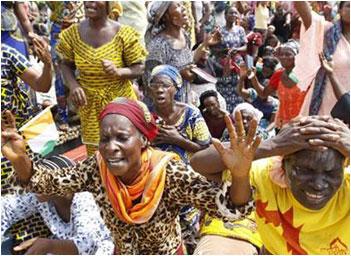 Ivory Coast women
