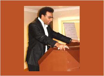 Pastor Behrouz Sadegh-Khandjani