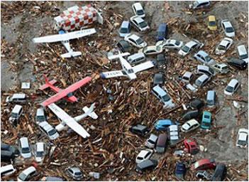 Japan disaster 2011