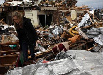 Joplin aftermath
