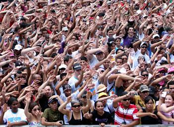 Brazil march