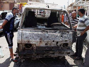 Iraq bomb blast