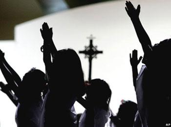 Philippines christians