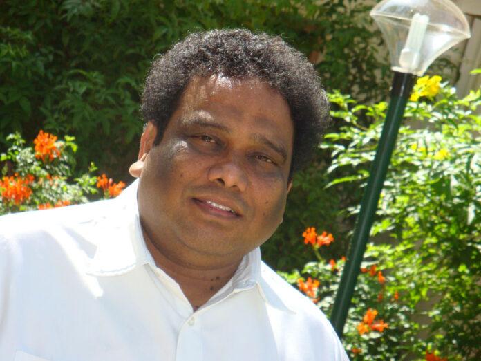 Pastor K S Wilson
